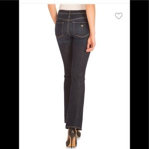 Guess boot cut mid jeans NWT